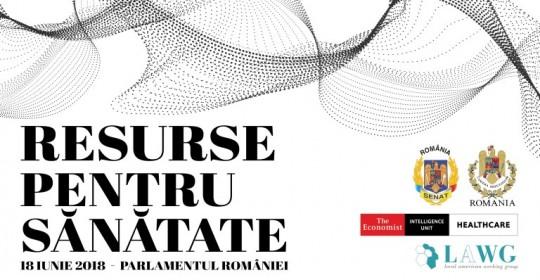 """Lansarea raportului The Economist Intelligence Unit: """"Modele Europene: Opțiuni pentru finanțarea sănătății și medicamentelor inovatoare în România"""""""
