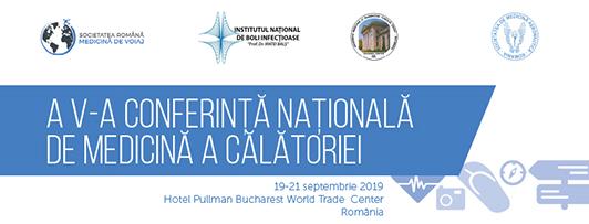 A V- a editie a Conferinței Naționale de Medicină a Călătoriei