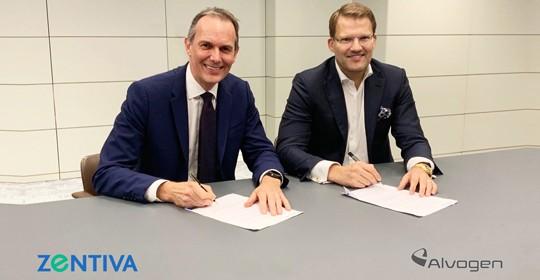 Grupul Zentiva achiziționează operațiunile Alvogen din Europa Centrală si de est